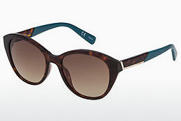 Ophthalmic Glasses Furla SFU038 0714 - Brown, Havanna