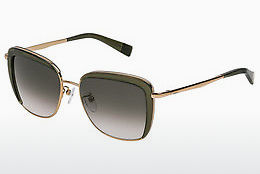 Ophthalmic Glasses Furla SFU049 08FC - Gold