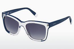 Ophthalmic Glasses Furla SFU069 0D82 - Blue