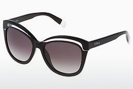 Ophthalmic Glasses Furla SU4957 0700 - Black