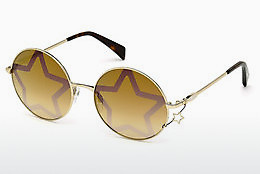 Ophthalmic Glasses Just Cavalli JC722S 28G - Gold