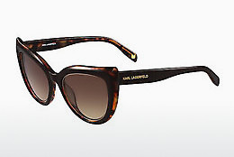 Ophthalmic Glasses Karl Lagerfeld KL906S 102 - Brown, Havanna