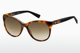 Ophthalmic Glasses Max Mara MM COSY 086/HA - Brown, Havanna