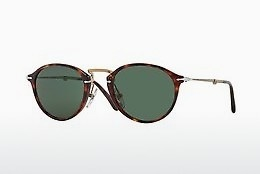 Ophthalmic Glasses Persol PO3075S 24/31 - Brown, Havanna