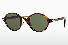 Ophthalmic Glasses Persol PO3129S 24/31 - Brown, Havanna