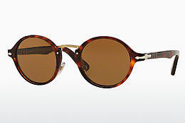 Ophthalmic Glasses Persol PO3129S 24/57 - Brown, Havanna