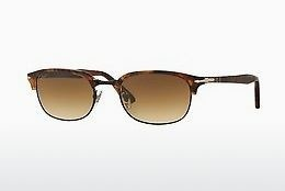Ophthalmic Glasses Persol PO8139S 108/51 - Brown, Havanna