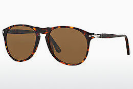 Ophthalmic Glasses Persol PO9649S 24/57 - Brown, Havanna