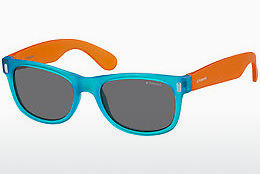 Ophthalmic Glasses Polaroid Kids P0115 89T/Y2 - Blue, Orange