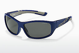 Ophthalmic Glasses Polaroid Kids P0412 36T/Y2 - Blue, Grey