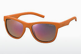Ophthalmic Glasses Polaroid Kids PLD 8018/S H0A/OZ - Orange