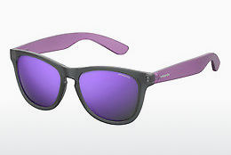 Ophthalmic Glasses Polaroid P8443 ZLP/MF - Grey, Purple