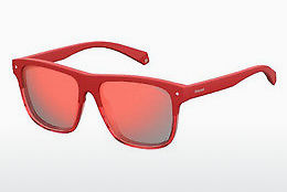 Ophthalmic Glasses Polaroid PLD 6041/S C9A/OZ - Red