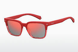 Ophthalmic Glasses Polaroid PLD 6044/S C9A/OZ - Red