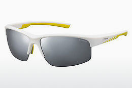 Ophthalmic Glasses Polaroid Sports PLD 7018/S 0ZE/EX - White, Yellow