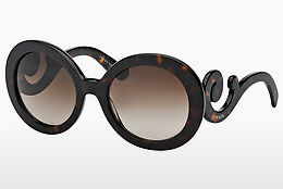 Ophthalmic Glasses Prada MINIMAL BAROQUE (PR 27NS 2AU6S1) - Brown, Havanna