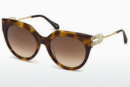 Ophthalmic Glasses Roberto Cavalli RC1065 52G - Brown, Havanna