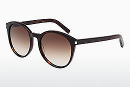 Ophthalmic Glasses Saint Laurent CLASSIC 6 004 - Brown, Havanna