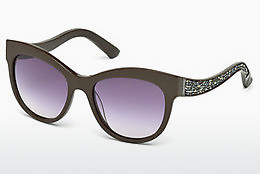 Ophthalmic Glasses Swarovski SK0110 48F - Brown, Dark, Shiny