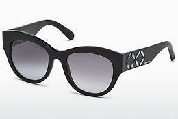 Ophthalmic Glasses Swarovski SK0127 01B - Black