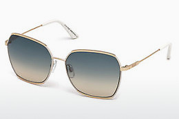 Ophthalmic Glasses Tod's TO0185 28P - Gold