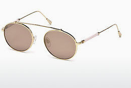 Ophthalmic Glasses Tod's TO0198 28Z - Gold