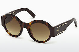 Ophthalmic Glasses Tod's TO0212 52F - Brown, Havanna