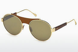 Ophthalmic Glasses Tod's TO0216 33Q - Gold