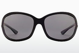 Ophthalmic Glasses Tom Ford Jennifer (FT0008 01D) - Black, Shiny