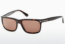 Ophthalmic Glasses Tom Ford Hugh (FT0337 56J) - Havanna