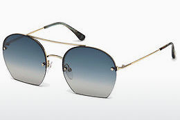 Ophthalmic Glasses Tom Ford Antonia (FT0506 28W) - Gold