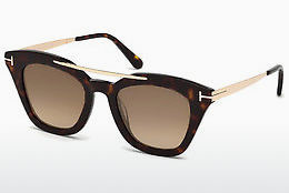Ophthalmic Glasses Tom Ford FT0575 52G - Brown, Havanna