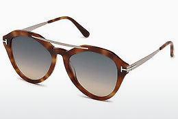 Ophthalmic Glasses Tom Ford FT0576 53B - Yellow, Brown, Havanna