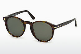 Ophthalmic Glasses Tom Ford FT0591 52N - Brown, Havanna