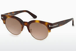 Ophthalmic Glasses Tom Ford FT0598 53G - Yellow, Brown, Havanna