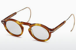 Ophthalmic Glasses Tom Ford FT0632 53A - Yellow, Brown, Havanna
