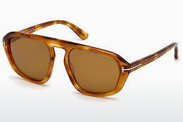 Ophthalmic Glasses Tom Ford FT0634 53E - Yellow, Brown, Havanna