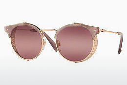 Ophthalmic Glasses Valentino VA2008Z 3004W9 - Pink, Gold