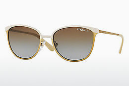 Ophthalmic Glasses Vogue VO4002S 996ST5 - White, Gold