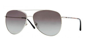 Burberry BE3072 100511 GRAY GRADIENTSILVER