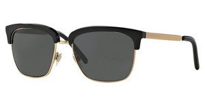 Burberry BE4154Q 300187 GRAYBLACK/GOLD