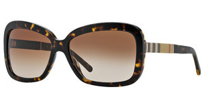 Burberry BE4173 300213 BROWN GRADIENTDARK HAVANA
