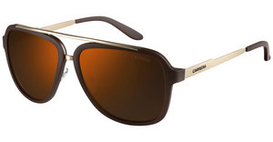 Carrera CARRERA 97/S 99B/LC BROWN GOLD ARBRWN GOLD