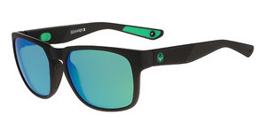 Dragon DR SEAFARER 051 MATTE BLACK-GREEN ION