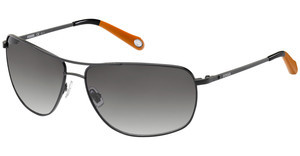 Fossil FOS 3013/S 003/Y7 GREY SFMTT BLACK (GREY SF)