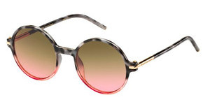 Marc Jacobs MARC 48/S TOJ/FX BROWN CORALHVNGRYCRL (BROWN CORAL)