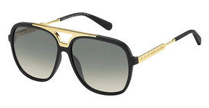 Marc Jacobs MJ 618/S I46/DX DKGREY SFBLCK GOLD (DKGREY SF)
