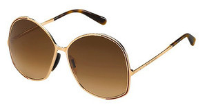 Marc Jacobs MJ 621/S KSA/UP BROWN SFREDGDBRGN (BROWN SF)