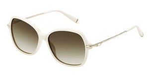 Max Mara MM BRIGHT II UC4/CC BROWN SFWHTE GOLD