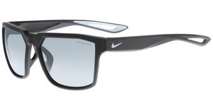 Nike NIKE BANDIT EV0917 006 MATTE BLACK/WOLF GREY WITH GREY W/ SILVER FLASH LENS LENS